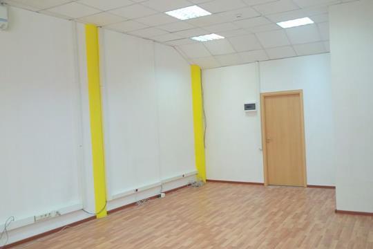 Офис, 38.46 м2, класс B