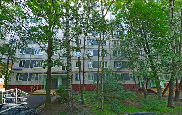 3-комн квартира, 60.5 м2, 4 этаж - фото 1