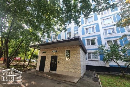 1-комн квартира, 38.4 м<sup>2</sup>, 13 этаж_1