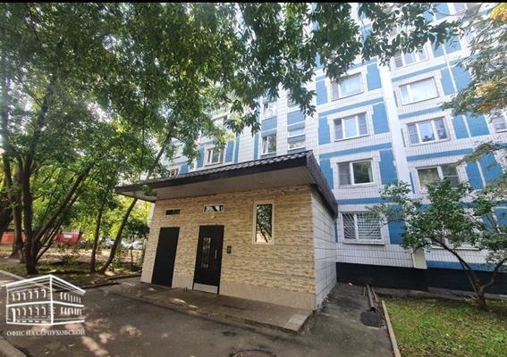 1-комн квартира, 38.4 м2, 13 этаж - фото 1