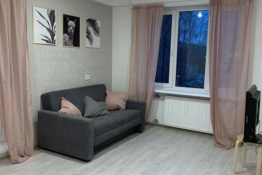 Комната в квартире, 80.4 м2, 3 этаж