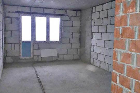 Студия, 34.42 м2, 4 этаж