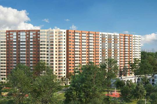 1-комн квартира, 41.6 м2, 3 этаж