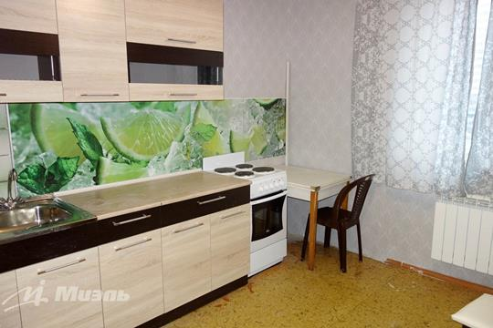 1-комн квартира, 40 м2, 4 этаж