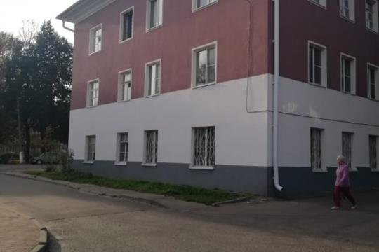 3-комн квартира, 82 м2, 1 этаж