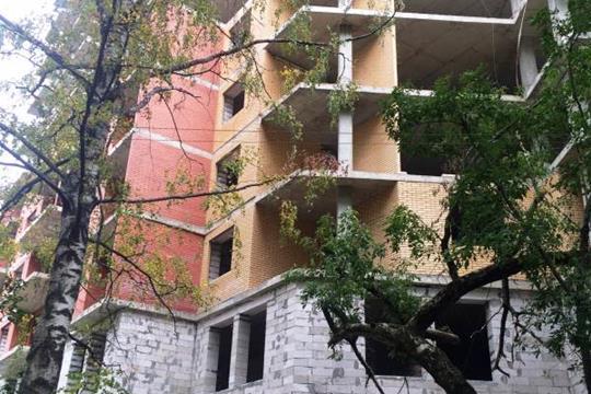 3-комн квартира, 108.4 м2, 9 этаж