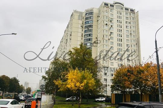 4-комн квартира, 100 м2, 5 этаж