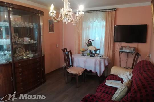 4-комн квартира, 72.1 м2, 1 этаж
