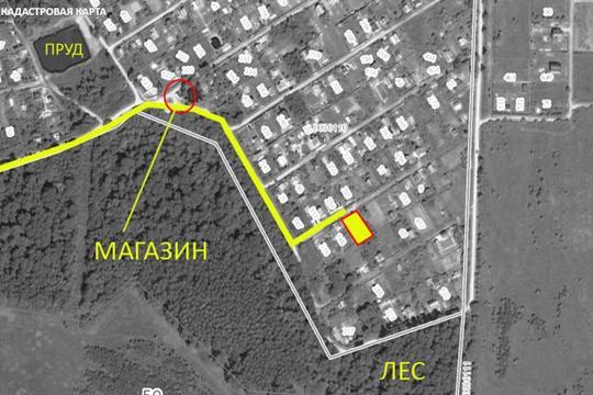 Участок, 6 соток, деревня Пашково Текстильщик СНТ 580, Новорижское шоссе