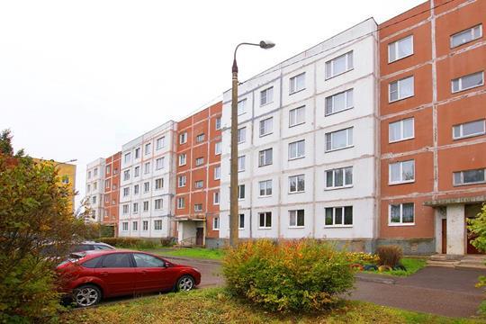3-комн квартира, 65.6 м2, 4 этаж