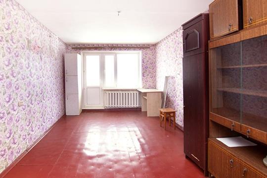 2-комн квартира, 43.9 м2, 1 этаж