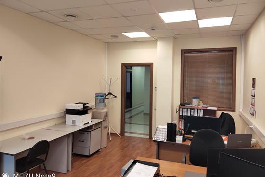Офис, 24.7 м2, класс B+