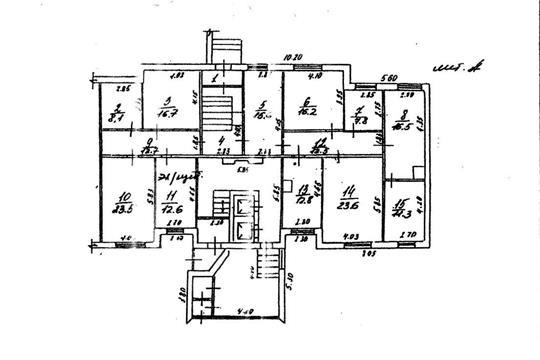 Многокомнатная квартира, 205.6 м2, 1 этаж