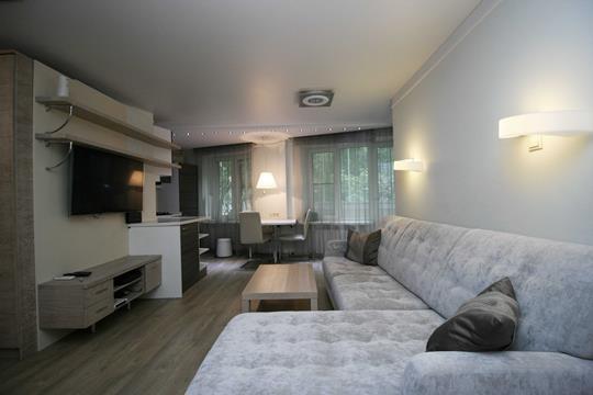 3-комн квартира, 55.2 м2, 2 этаж