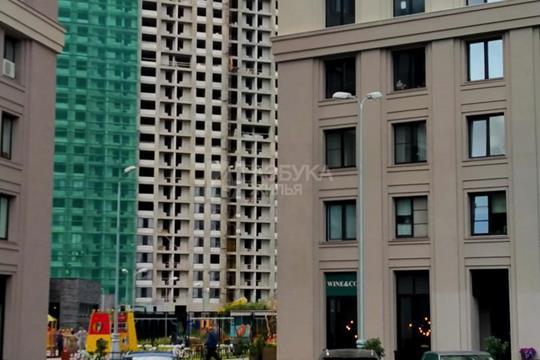 2-комн квартира, 67.61 м2, 15 этаж