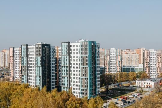 1-комн квартира, 43.4 м2, 3 этаж