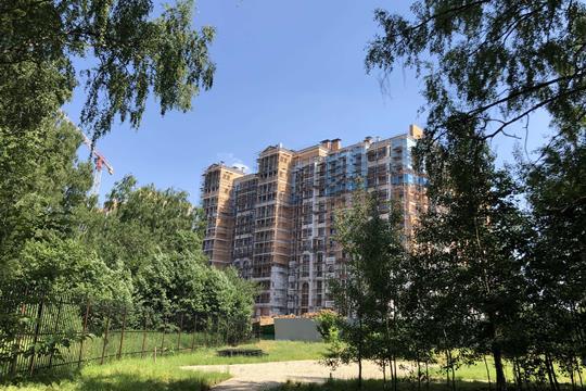 3-комн квартира, 89 м2, 4 этаж