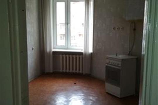 1-комн квартира, 57.2 м2, 5 этаж