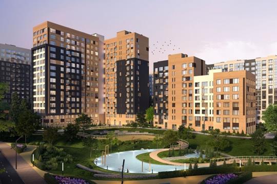 1-комн квартира, 43.2 м2, 8 этаж