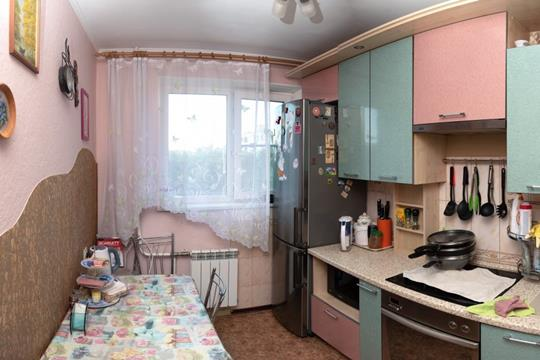 3-комн квартира, 63 м2, 6 этаж
