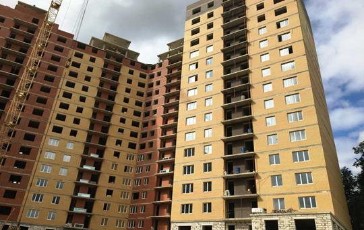 1-комн квартира, 41.7 м2, 6 этаж