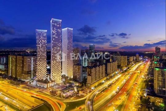 1-комн квартира, 31 м2, 20 этаж