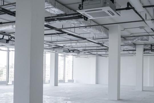 Офис, 1097.6 м2, класс B