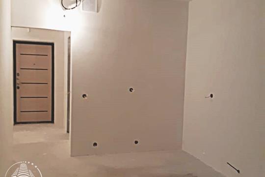 2-комн квартира, 43.9 м2, 9 этаж
