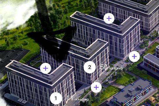 1-комн квартира, 41 м2, 4 этаж
