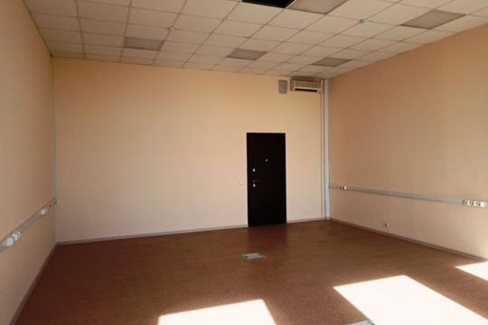 Офис, 58 м2, класс A
