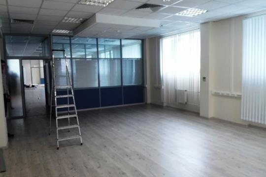 Офис, 129 м2, класс A