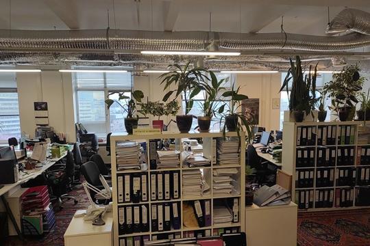 Офис, 339 м2, класс B