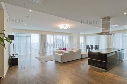 3-комн квартира, 224.3 м2, 42 этаж