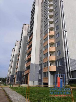 3-комн квартира, 74.9 м2, 7 этаж - фото 1