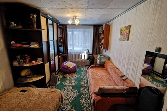 1-комн квартира, 31.6 м2, 2 этаж