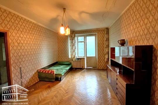 1-комн квартира, 31.3 м2, 2 этаж