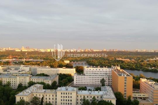 3-комн квартира, 87 м2, 23 этаж