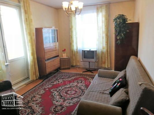 1-комн квартира, 33 м2, 5 этаж - фото 1