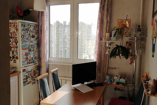 2-комн квартира, 52 м2, 15 этаж