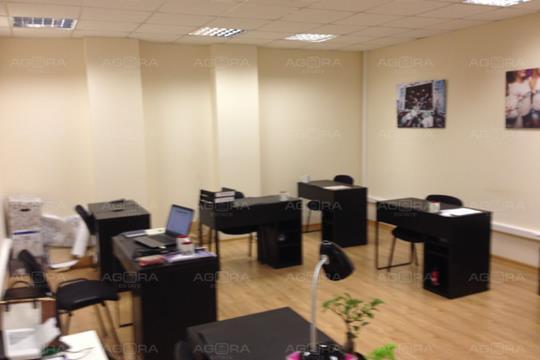 Офис, 81.5 м2, класс B+