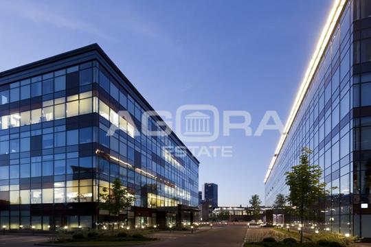 Офис, 98 м2, класс B+