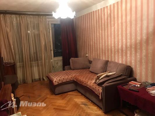 3-комн квартира, 57 м2, 3 этаж - фото 1