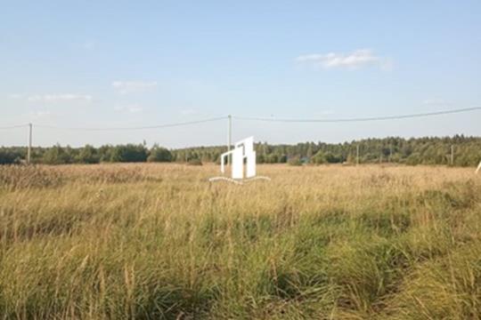 Участок, 15 соток, деревня Юрцово пер. улица, Егорьевское шоссе
