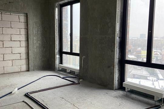3-комн квартира, 89 м2, 12 этаж
