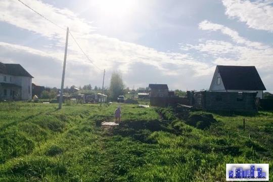 Участок, 6 соток, деревня Мошницы СНТ возрождение, Ленинградское шоссе
