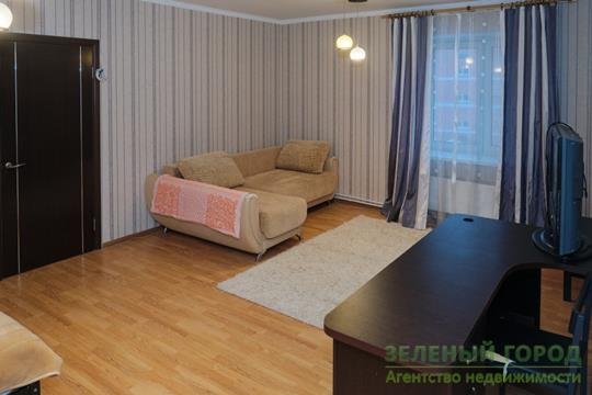 1-комн квартира, 46.9 м2, 3 этаж