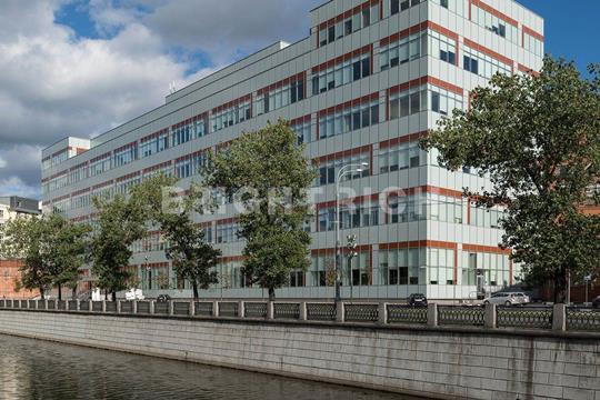 Офис, 1171 м2, класс B+
