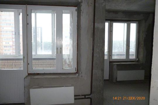 1-комн квартира, 47 м2, 10 этаж