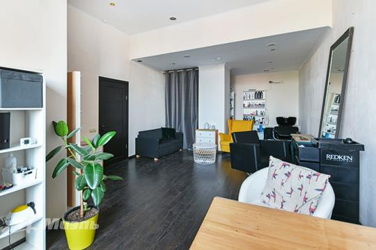 Многокомнатная квартира, 134.5 м2, 2 этаж