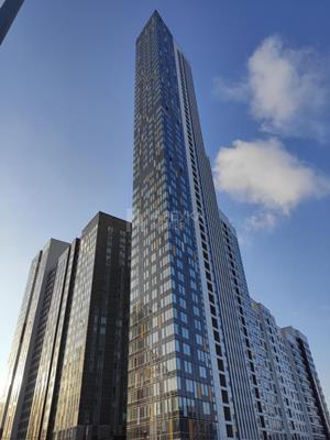 4-комн квартира, 113 м2, 9 этаж - фото 1